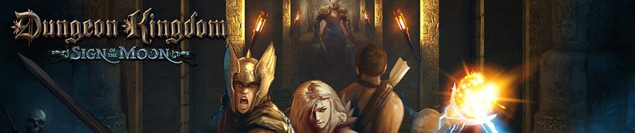 NEWS : Dungeon Kingdom : Sugn of the moon ---