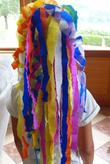 Association de couleurs :