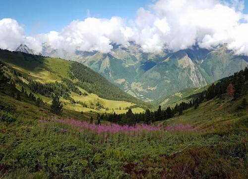 Montagnes de Cauterets