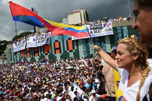 Vénézuela-échec de la grève générale Bolivar Infos