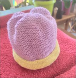 Bonnet en Baby Mérino