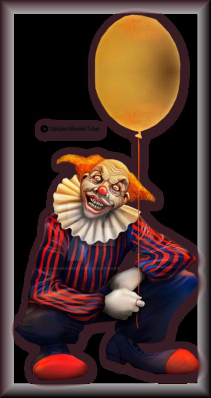 Tube clown 2976