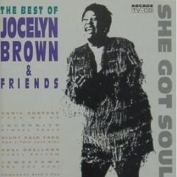 Jocelyn Brown & Friends - She Got Soul . The Best Of - Complete CD