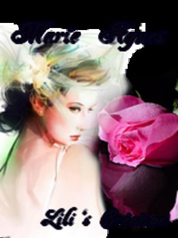 femme et rose 2