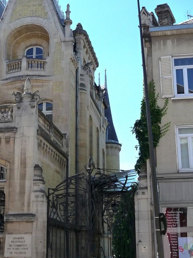 L'Hôtel Bouctot Vagniez
