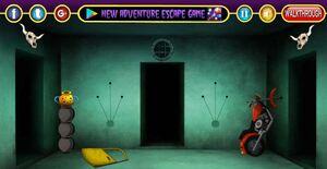Jouer à Fear room escape 3