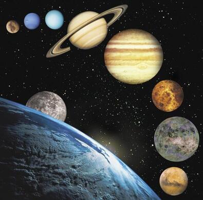 Ecoute musicale - Thème Astronomie
