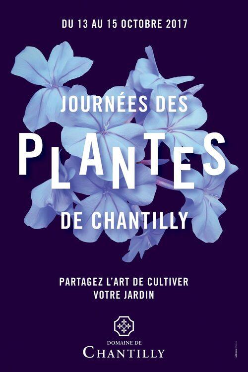 Journées des Plantes de Chantilly, édition d'automne 2017 : C'est parti...