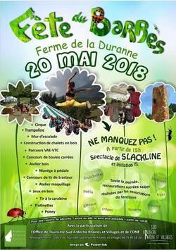 Fête du Barrès - Dimanche 20 Mai