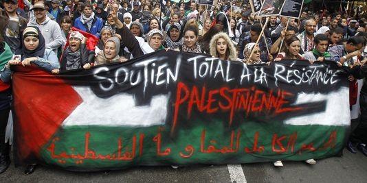 Sionisme / Gaza - été 2014
