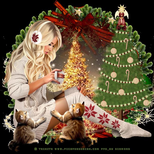 """Tutoriel """"Choco Noel"""" de Liligraph"""