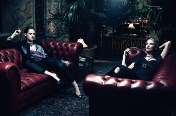 kristen stewart charlize theron interview magazine