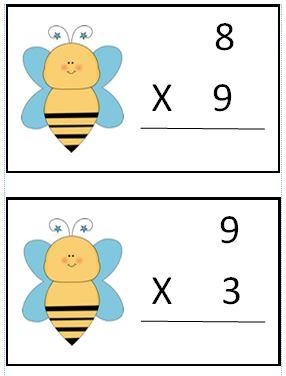 Trouver le résultat d'une multiplication