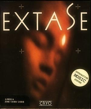 <IMG: Extase game box>