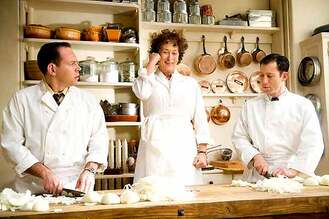 Julie et Julia : Photo Meryl Streep, Nora Ephron