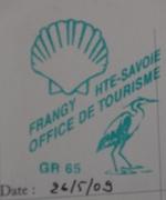 Mardi 26 mai 2009 Chaumont - Seyssel - environ 19km