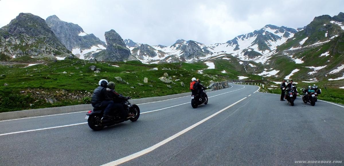 Moto tour 2013 : on attaque les choses sérieuses.....