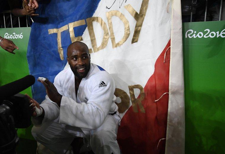JO 2016 - Sports - JO-2016/Judo: Riner au panthéon, Andéol s'invite au festin - 2