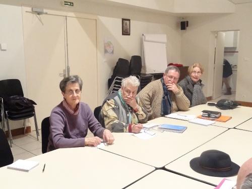 Assemblée et projets de l'Association Saint Vorles pour l'année 2012..