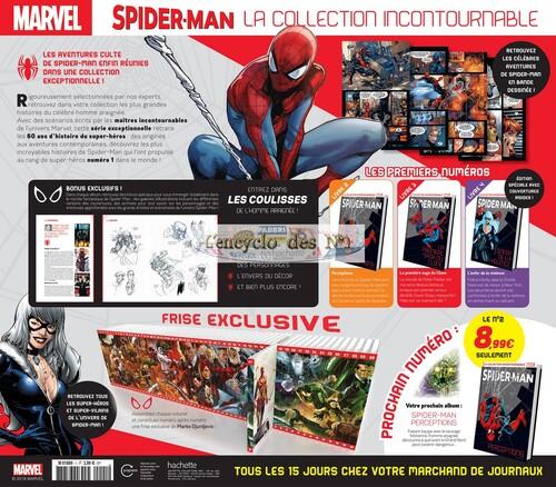 N° 1 La collection incontournable Spider-Man - Test
