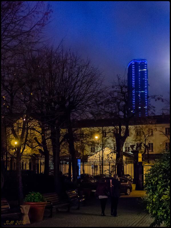 une Ville, la Nuit !