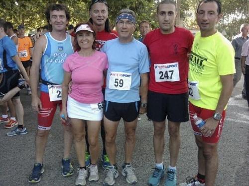 - Course de l'Issole le 10/08/2014