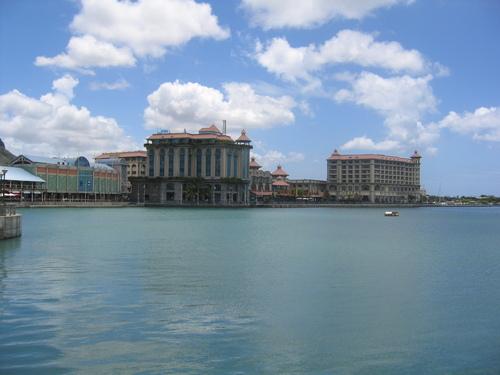 Port-Louis, la capitale