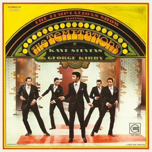 "The Temptations : Album "" The Temptations Show "" Gordy Records GLPS 933 [ US ]"