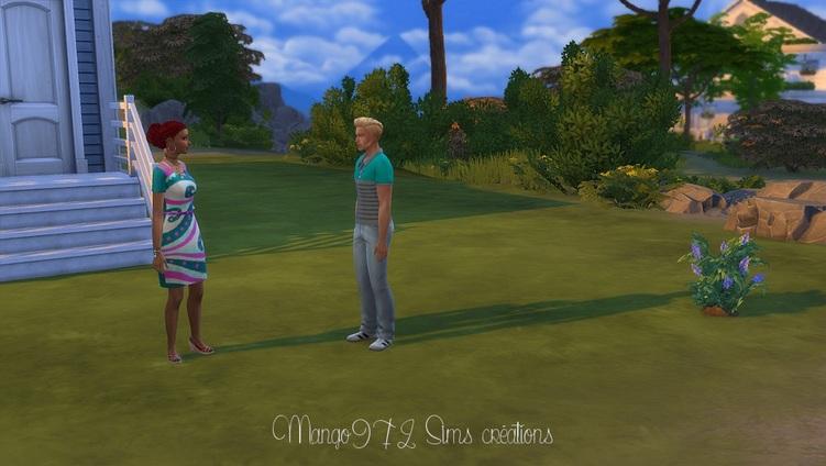 (Une nouvelle vie, épisode 4) Une histoire Sims 4