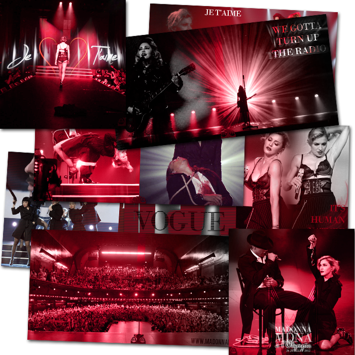 MDNATour - Olympia - CDbooklet