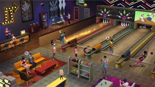 Kit d'objets : Soirée Bowling