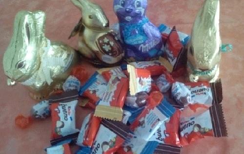 Joyeuse fête de pâques :)