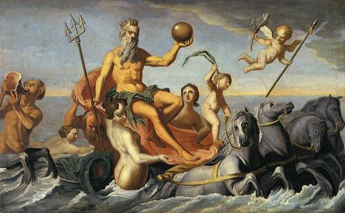 Octobre et sa mythologie grecque