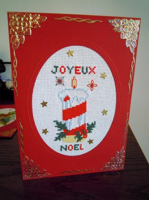cartes 3D envoyées pour Noël et Jour de l'An