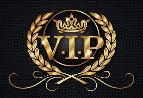 Conception d'un logo et d'une carte VIP