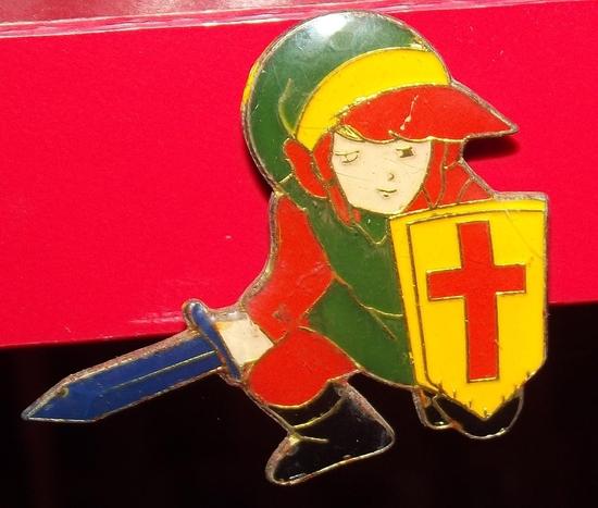 Pins Zelda