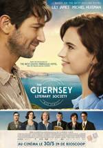 Afficche Le Cercle littéraire de Guernesey