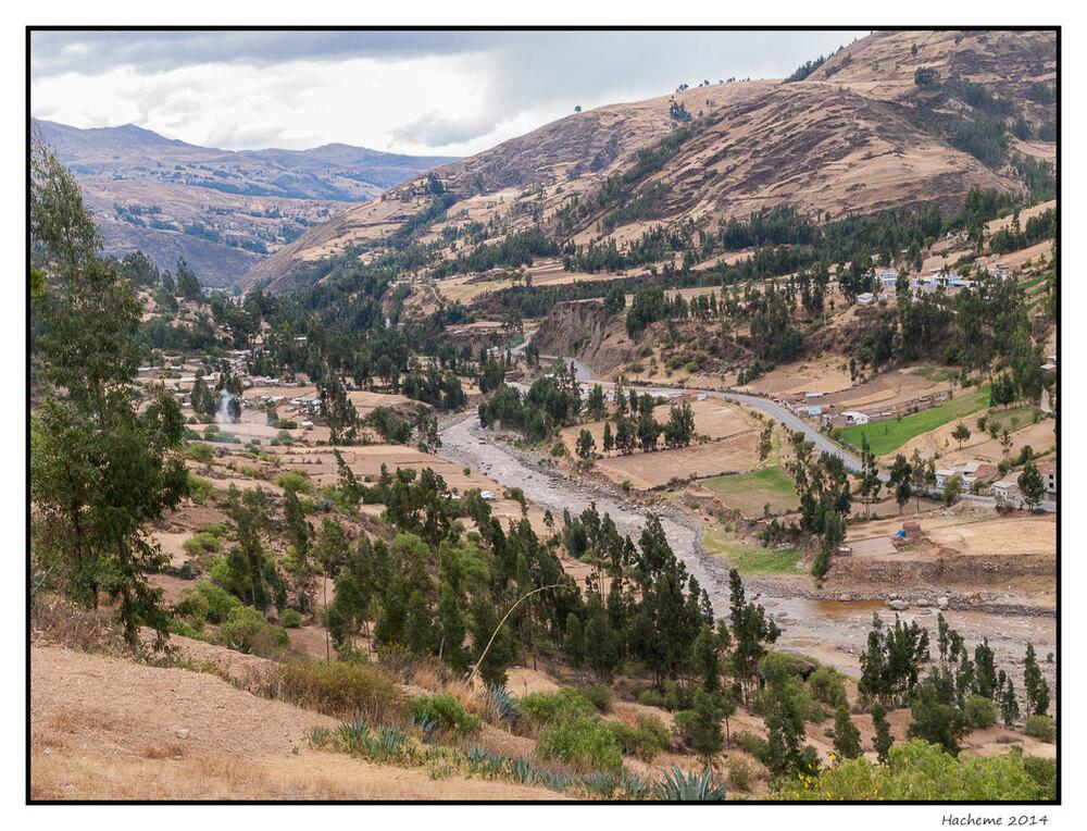 Vallée de la Rivière Santa
