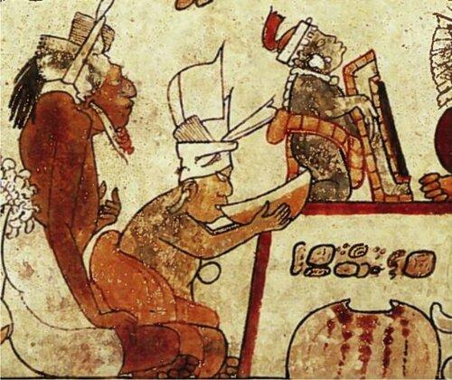 Les esprits Mayas de la Nature