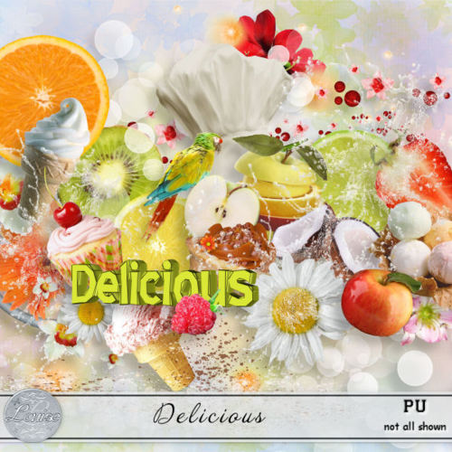 """Delicious"" by Louise L"