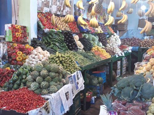 De beaux légumes