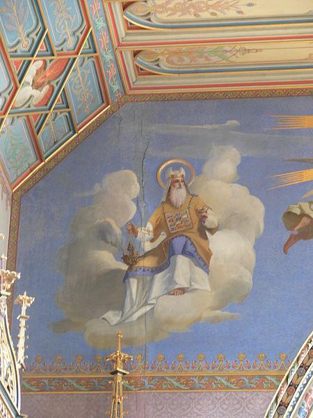 Saint Aaron. Ancien Testament : Prophète, frère de Moïse (-1471 av JC.)