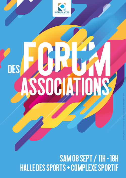 Le forum de la vie associative