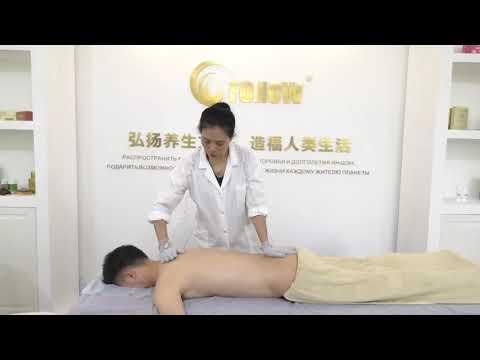 Массаж для лечения геморроя видео