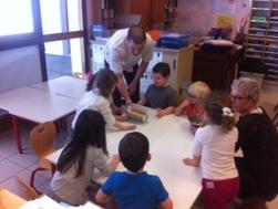 Romuald nous apprend à faire une galette (3)