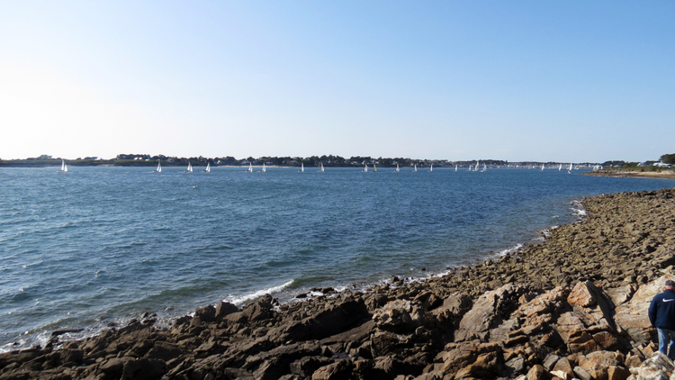 Saint Philibert (Morbihan) dimanche de Pâques (1)