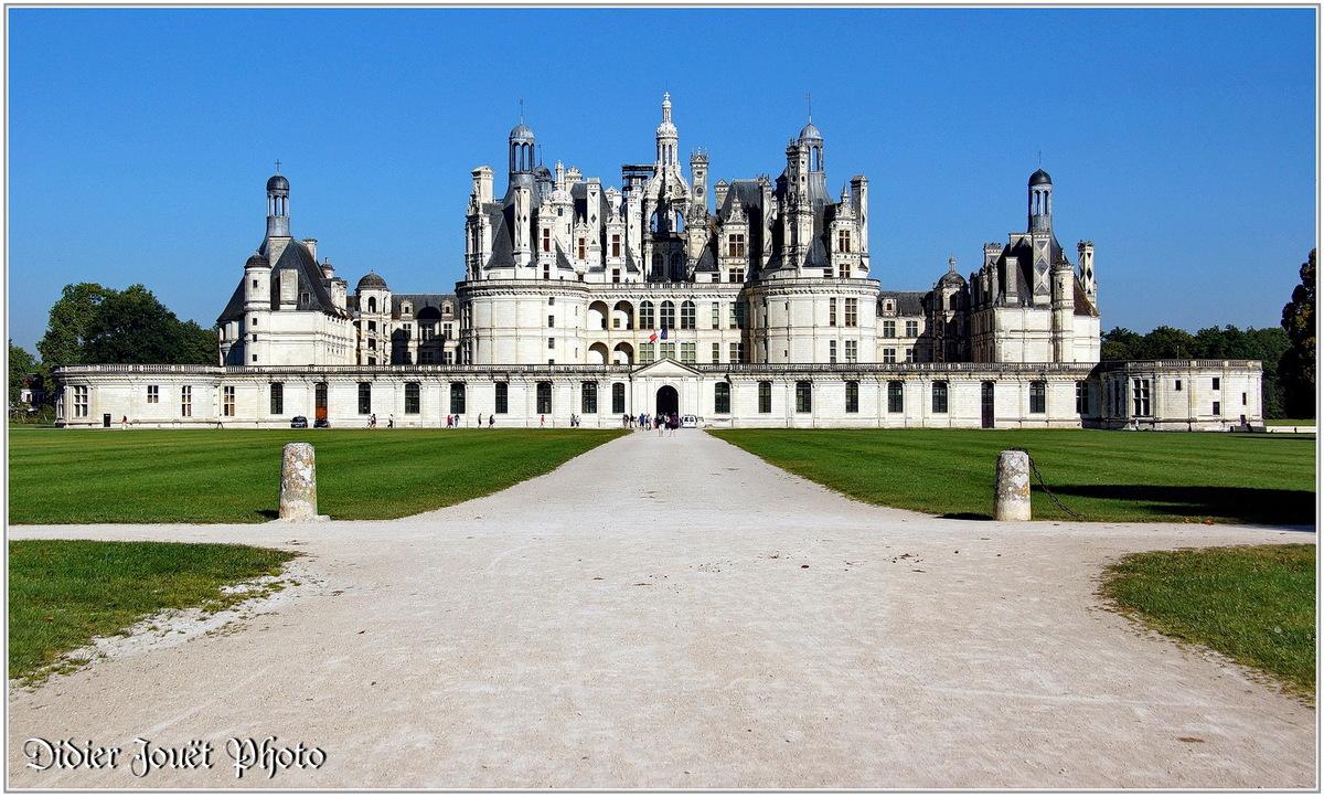 (41) Loir et Cher - Chambord (1) - Château de Chambord