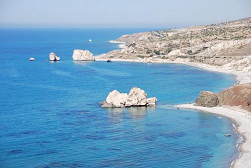 Paphos et les tombes royales à Zypre (photos)