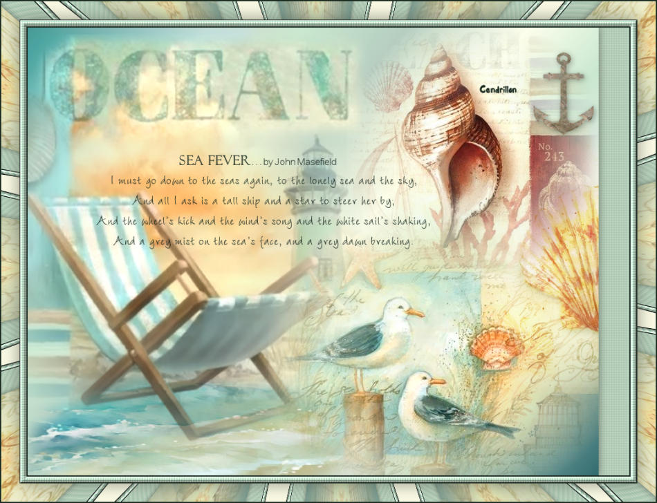 Ocean - Elizabeth Creations