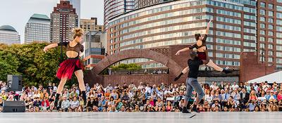 dance ballet cap town dance festival dancers